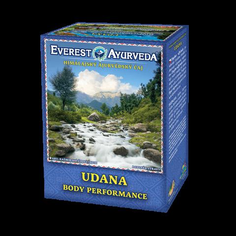 "Ajurvedinė Himalajų arbata ""UDANA"", biri, Everest Ayurveda, 100g"