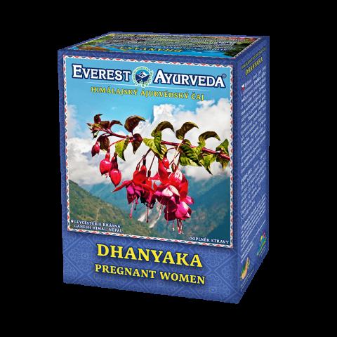 """Ajurvedinė Himalajų arbata """"DHANIAKA"""", biri, Everest Ayurveda, 100g"""