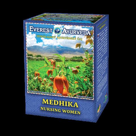 """Ajurvedinė Himalajų arbata """"MEDHIKA"""", biri, Everest Ayurveda, 100g"""