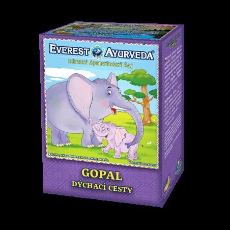 """Ajurvedinė arbata vaikams """"GOPAL"""", biri, Everest Ayurveda, 100g"""