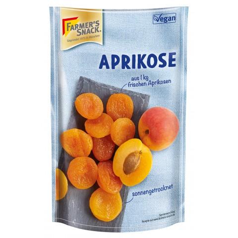 Džiovinti abrikosai be kauliuko, Farmer's Snack, 200g