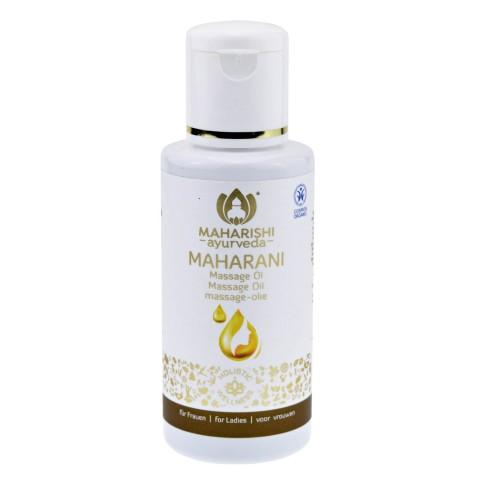 Masažo aliejus moterims Maharani, Maharishi Ayurveda, 100 ml