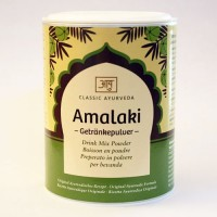 Milteliai gėrimui iš Indiškojo lapainio (Amla) vaisiaus Amalaki, 200 g