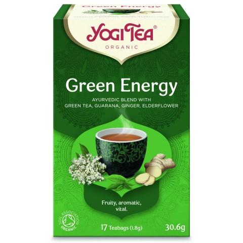 Žalioji prieskoninė arbata...