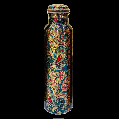 Varinė gertuvė - butelis Green Print, 900 ml