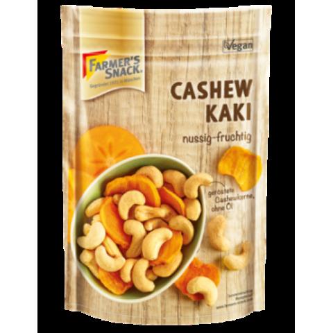 Anakardžių ir persimonų mišinys Cashew Kaki, Farmer's Snack, 150g
