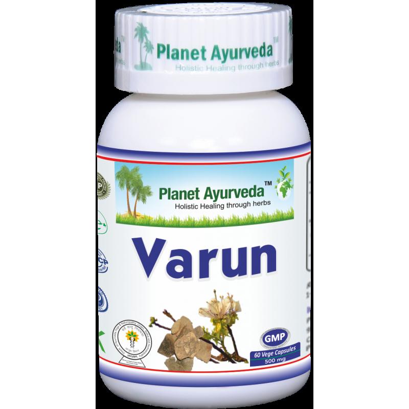 Maisto papildas Varun, Planet Ayurveda, 60 kapsulių