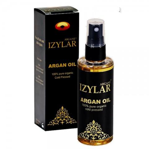 Grynas ekologiškas argano aliejus, Yzylar, 100ml
