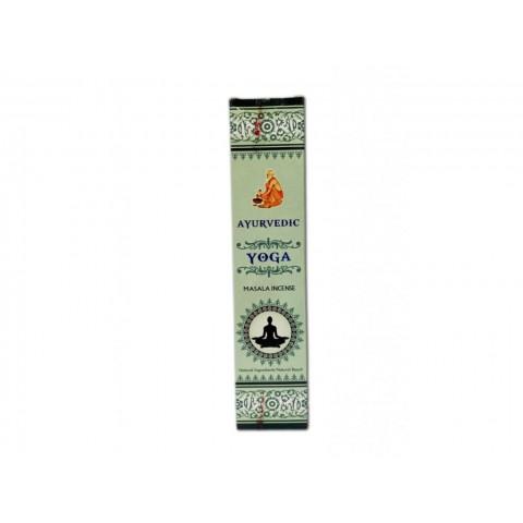 Smilkalų lazdelės Yoga, Ayurvedic,15 g