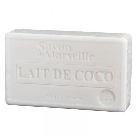 Natūralus muilas su kokosu Coco Milk, Savon de Marseille, 100g