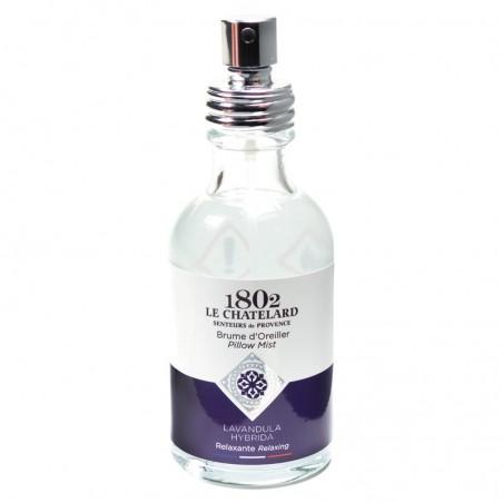 Aromatinis purškiklis pagalvei su levandomis Sleep Well Lavender, Le Chatelard 1802, 100g