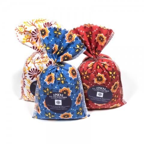 Aromatiniai maišeliai su levandomis Lavender & Lavandin, Le Chatelard 1802
