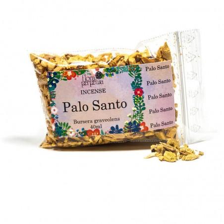 Švento medžio Palo Santo gabaliukai smilkymui, 40g
