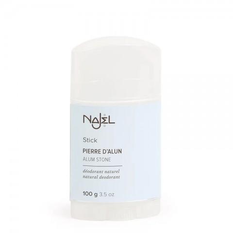 Natūralus kalio alūno akmens dezodorantas, 100g