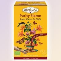 Purity flame (Liepsnos grynumas) ekologiška arbata Shoti Maa Tea