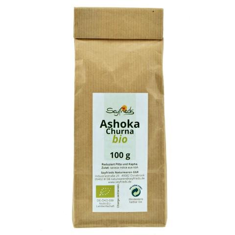 Ashoka (indinės raudenos) medžio žievės milteliai, ekologiški, Seyfried 100g