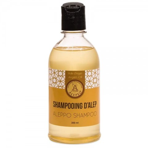 Šampūnas su argano aliejumi Aleppo, 350ml