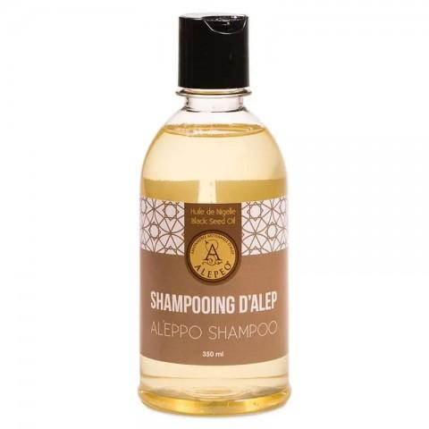 Šampūnas su juodgrūdėmis Aleppo Nigella, 350ml
