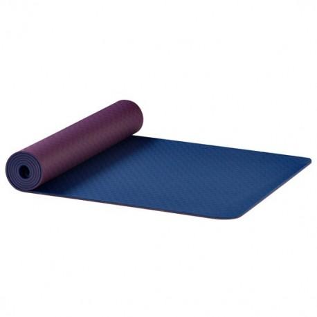 Itin lengvas 6 mm jogos kilimėlis Earth OM, ekologiškas, Ako Yoga