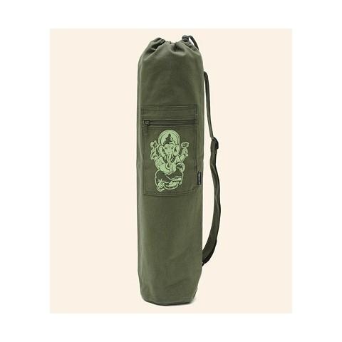 """Medvilninis krepšys jogos kilimėliui """"Ganesha"""""""