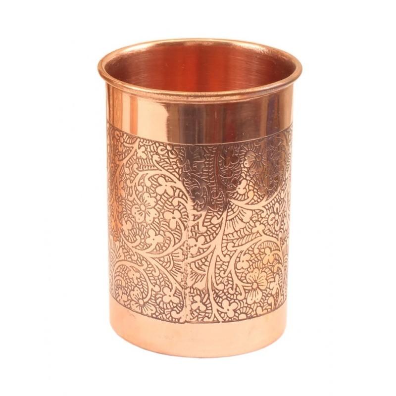 Varinis puodelis su piešiniu AyurVedica, 0,25l