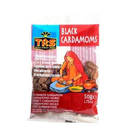 Didieji juodieji kardamonai, TRS, 50 g