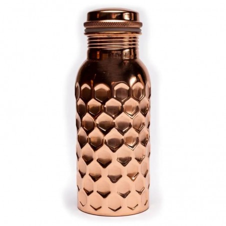 Varinė gertuvė-butelis Hammered, Yogi&Yogini, 500 ml