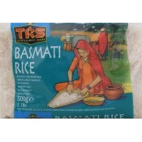 Basmati ryžiai, TRS, 500 g