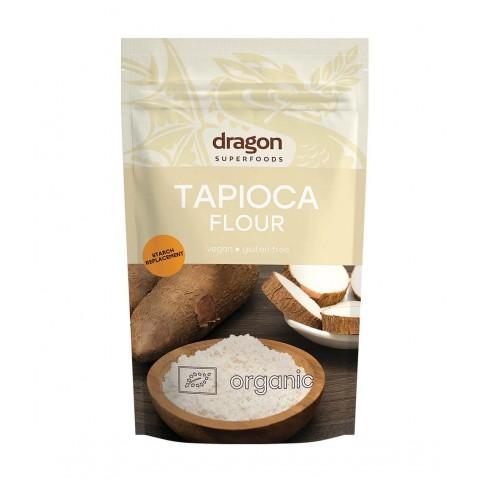 Tapijokos miltai, ekologiški, Dragon Superfoods, 200g