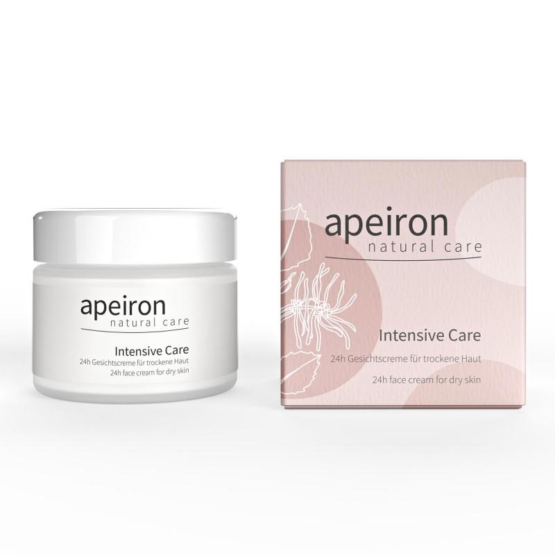 Veido kremas intensyviai priežiūrai Intensive Care, Apeiron, 50 ml
