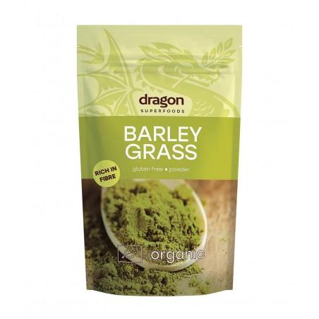 Miežių želmenų milteliai, ekologiški, Dragon Superfoods, 150g