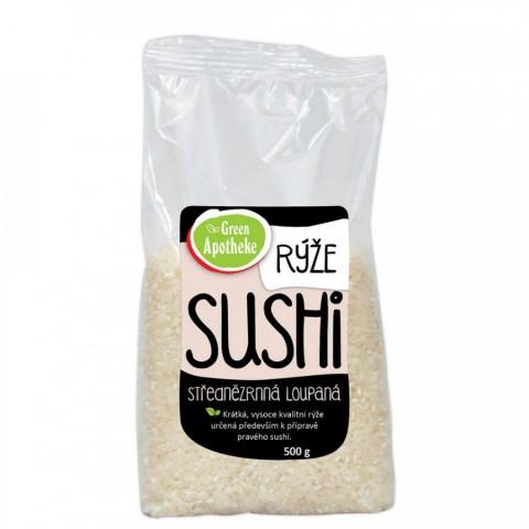 Sušių ryžiai Green Apotheke, 500g
