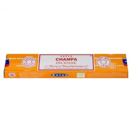Smilkalų lazdelės Champa, Satya, 15 g