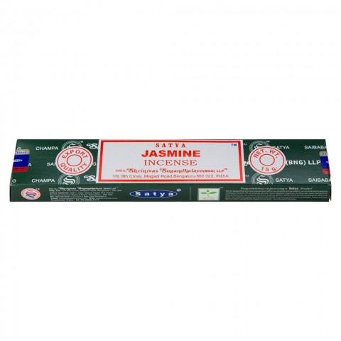 Smilkalų lazdelės Jasmine, Satya, 15 g