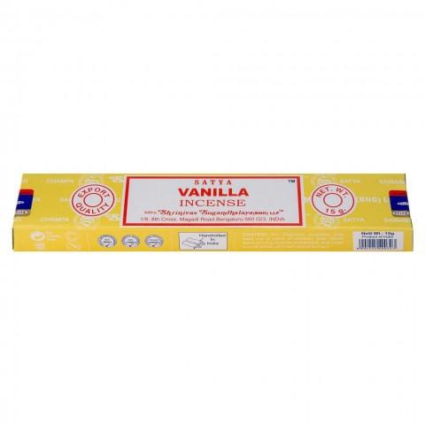 Smilkalų lazdelės Vanilla, Satya, 15g