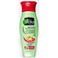 Šampūnas pažeistiems plaukams DABUR VATIKA, 200 ml