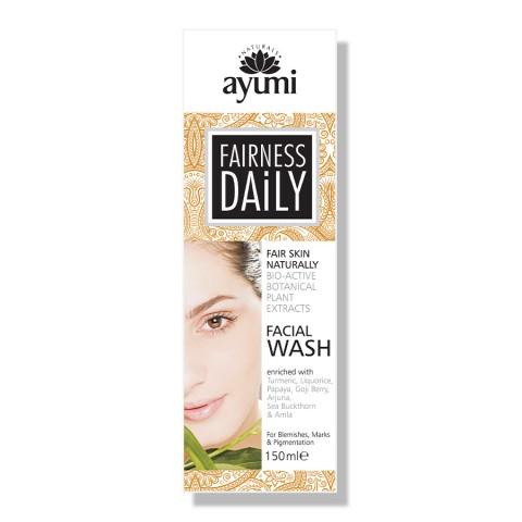 Veido prausiklis Fairness Daily, Ayumi, 150 ml