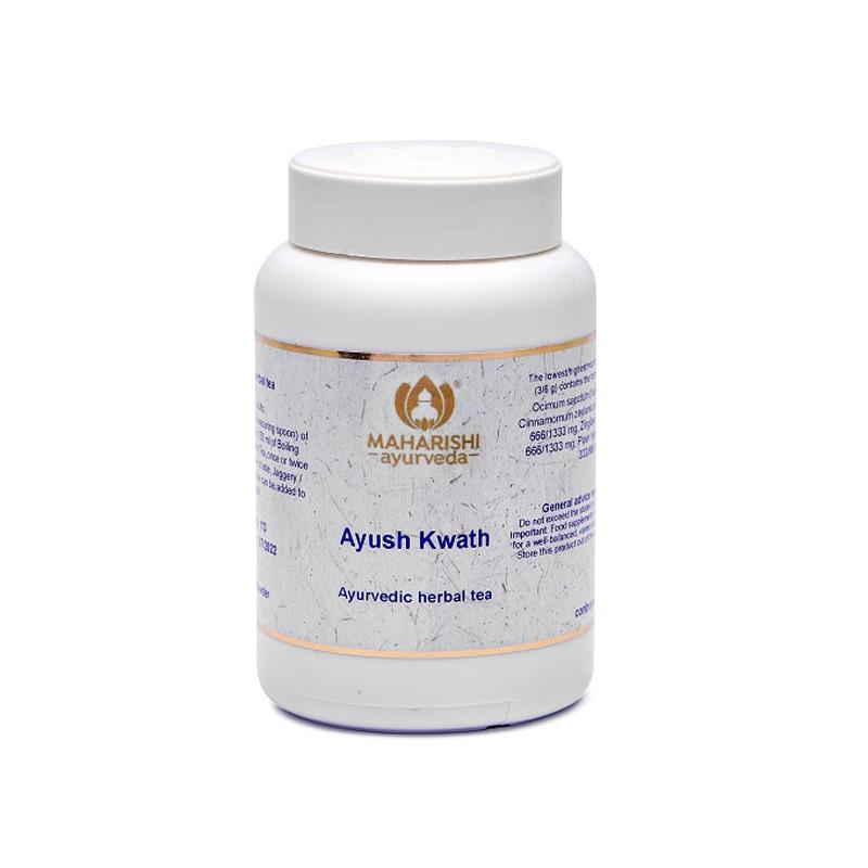 Ajurvedinė prieskoninė žolelių arbata Ayush Kwath, Maharishi Ayurveda, 100g