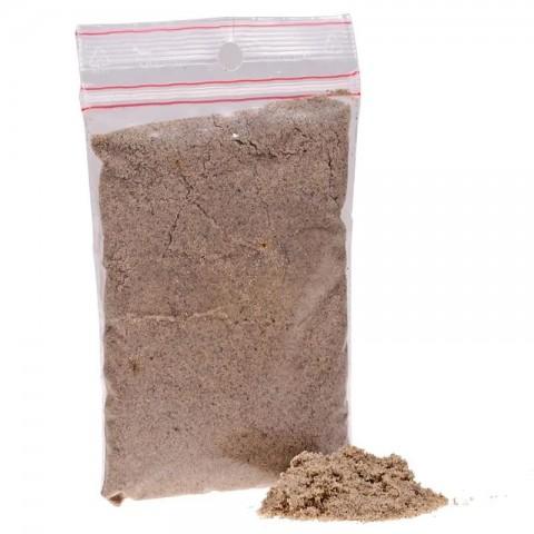 Sidabrinis smėlis...