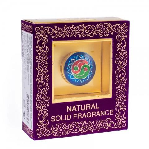 Kietieji aliejiniai tepami kvepalai Rose, Song of India, 4g