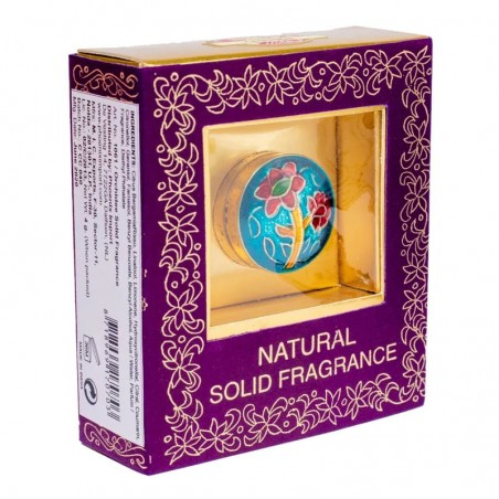 Kietieji aliejiniai tepami kvepalai Honeysuckle, Song of India, 4g