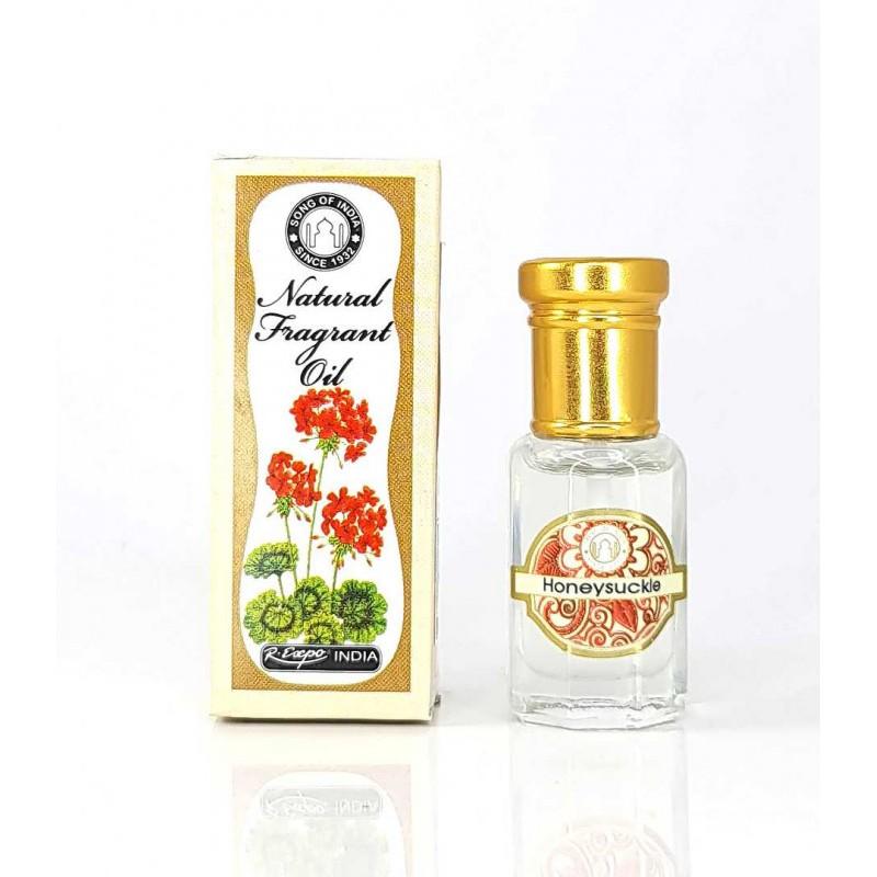 Aliejiniai kvepalai Honey Suckle, Song of India, 5ml