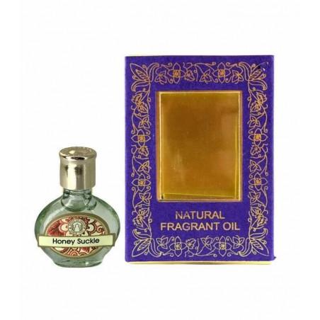 Aliejiniai kvepalai buteliuke Honey Suckle, Song of India, 3ml