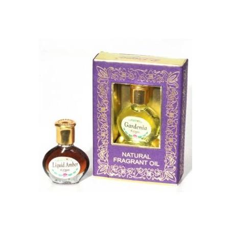 Aliejiniai kvepalai buteliuke Amber, Song of India, 3ml