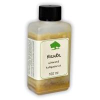 Nimbamedžio aliejus, šalto spaudimo