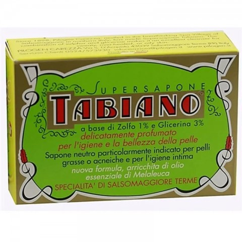 Biosieros muilas Tabiano, 125g