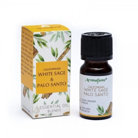 Eterinis aliejus White Sage...