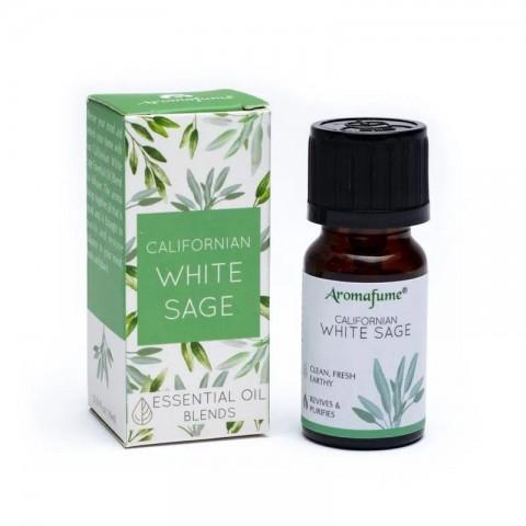 Eterinis aliejus White Sage, Aromafume, 10ml