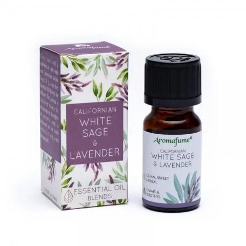 Eterinis aliejus White Sage & Lavender, Aromafume, 10ml