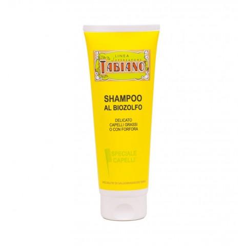 Biosieros šampūnas riebaluotiems plaukams Tabiano, 250ml